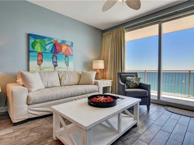 Photo for Wood Floors Throughout, Updated Scenic Coastal Unit! FREE BEACH SERVICE 2019!