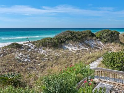 Photo for Gulf Front Townhome ~ Breathtaking Views ~ Direct Beach Access