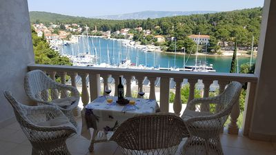 Photo for Apartments Jelka (49712-A2) - Vrboska - island Hvar