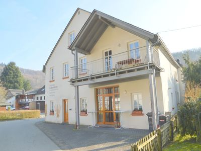 Photo for Fine spacious and modern apartment in the heart of the magnificent Hunsruck scenery
