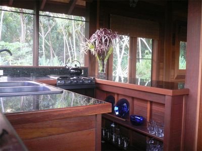 Photo for Quiet, Private And Nestled Into The Puna Coastal Jungle.