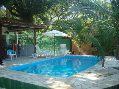 Photo for HOUSE OF HIGH STANDARD, WI-FI, 4 BEDROOMS / 2 SUITES, 4 BATHROOMS, 600mdp 20 PEOPLE