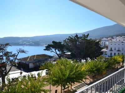 Photo for 101.80_Two bedrooms apartment placed in the center with a great sea views.
