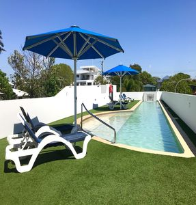 Photo for Scarborough Beach Resort Studio - pool, gym & across from the waterfront