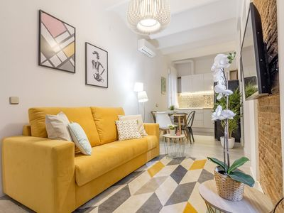 Photo for Central Apartment of Madrid, Plaza Santa Ana