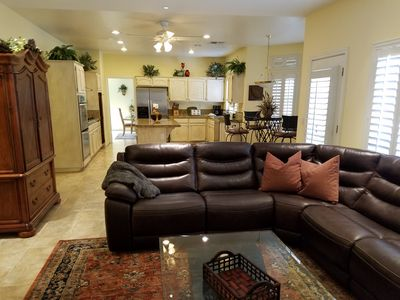 Photo for Spacious Home, Minutes to the Strip!