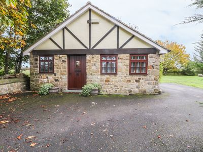 Photo for COTTAGE AT LONGRIDGE, with a garden in Morpeth, Ref 969189