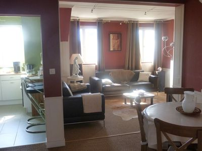 Photo for A refined 3 rooms, very central.