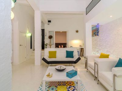 Photo for Loft-Luso historical center, 1 minute from beach