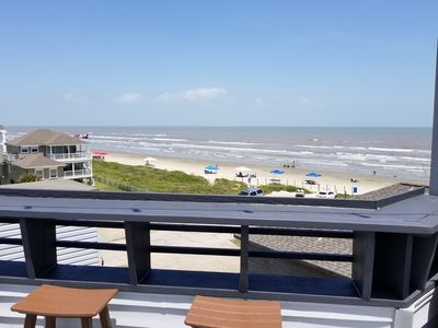 Photo for AS SEEN ON A&E!!  45 steps to the Beach! 3300 sq. feet-plus HUGE rooftop deck!
