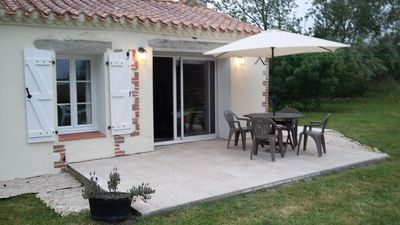 Photo for Long House Retreat, Sleeps 6, close to the beaches of St Jean de Mont