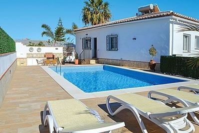 Photo for 4 bedroom Villa, sleeps 8 in Torrox with Pool, Air Con and WiFi