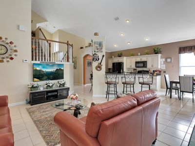 Photo for 6BR Villa Vacation Rental in Kissimmee, Fl