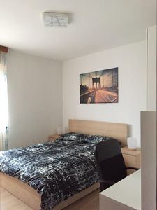 Photo for FURNISHED APARTMENT, TOTALLY RENOVATED, 2 BEDROOMS + SERVICES