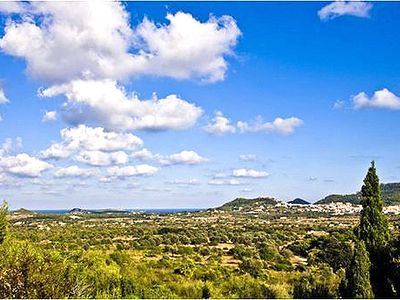 Photo for Country house with incredible view around Majorca dreamscapes