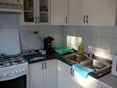 Photo for Decent  flat with a living room and a bedroom at the hearth of Hungary