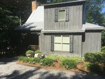Photo for Secluded paradise on Lake Martin only 30 minutes to Jordan-Hare Stadium.