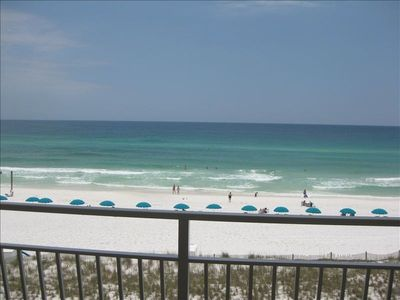 Photo for MAY DATES AVAIL--On Beach/Destin--Beach Service Included