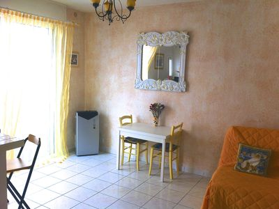 Photo for PROMO !! € 750 / month F2 charming Cannes Croisette Palace of Festivals