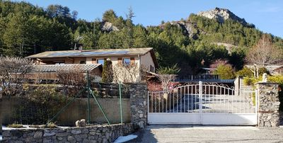 Photo for 1BR Apartment Vacation Rental in Savines-le-Lac, Provence-Alpes-Côte d'Azur