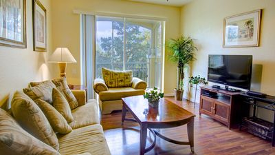 Photo for Magical Resort Condo near Disney - 2 Bedrooms, 2 Bathrooms