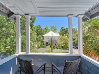 Balcony - Welcome to Saint Augustine! Your rental is professionally managed by TurnKey Vacation Rentals.