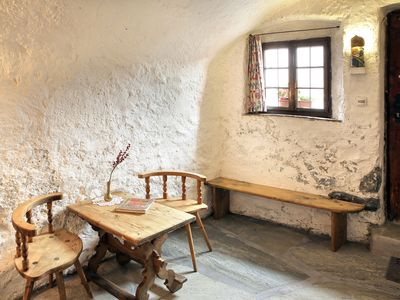 Photo for For lovers – medieval vacation home with a balcony and garage