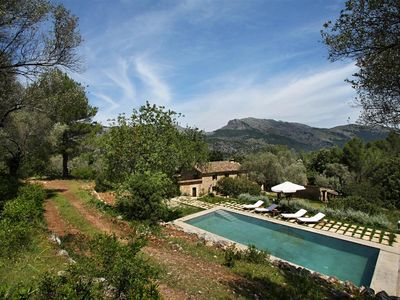 Photo for Holiday house with private pool in an idyllic location, free of charge WLAN, max. 8 people