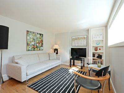 Photo for Family-friendly Fairfield getaway by the beach
