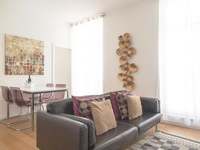 Photo for Baixa-Chiado 2-Bedroom Duplex Apt–Elevator
