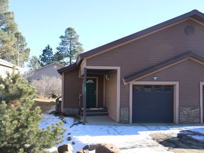 Photo for Cozy Townhouse  in Uptown Pagosa near Golf Course