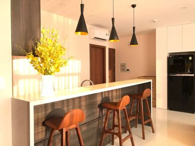 Photo for 2BR Apartment Vacation Rental in Ho Chi Minh