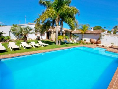 Photo for Finca La Coma - modern, well-equipped villa with private pool in Benissa