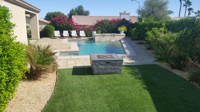 Photo for Private home w/ Pool and Spa! Walking Distance To Coachella & Stagecoach!
