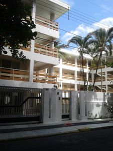 Photo for 1BR Apartment Vacation Rental in GUARUJA, SÃO PAULO