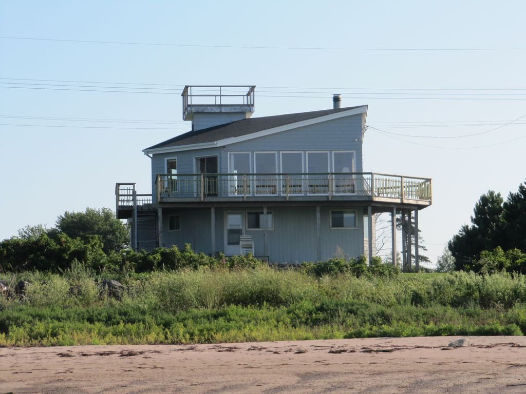 funky beachfront cottage on the northumberland strait pictou rh homeaway ca