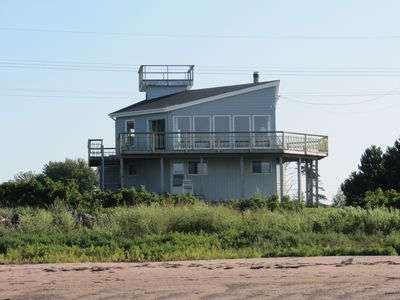 Photo for Funky Beachfront Cottage On The Northumberland Strait