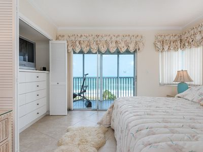 Photo for Gulf front condo in the prestigious Westchester of Longboat Key. Longboat Key 67