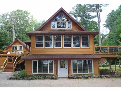 Photo for Year Round, Renovated Ossipee Lake House With Spectacular Lake And Mt. Views