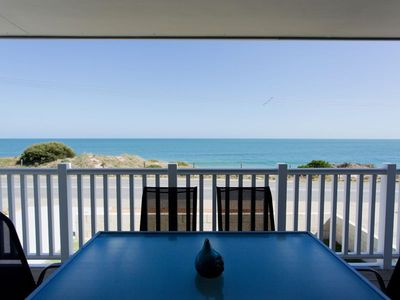 Photo for BEACH FRONT - Blue Bay Beach Stay - Halls Head - 10 bed
