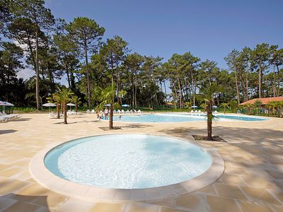 Photo for One bedroom Apartment, sleeps 4 in Ondres with Pool and WiFi