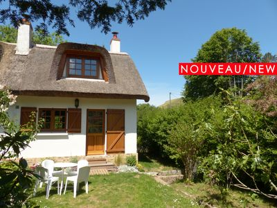 Photo for Flora de Lys, Lovely cottage 330 m from the sea and 6 km of Etretat!