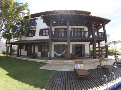 Photo for Excellent house in the region of the lakes in Saquarema, Brazil, between the sea and the lagoon!