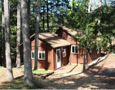 Photo for Restful Cottage For 4 On Lake George Near Traverse Cit