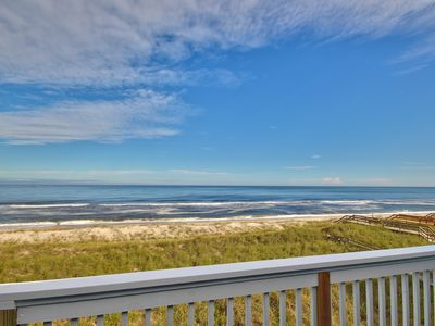 Photo for Oceanfront Peace & Tranquility - Private Deck and Pool