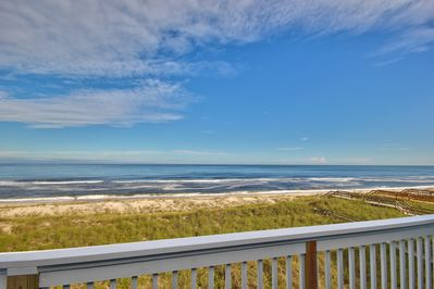 You have arrived!  This will be your view from your private deck.