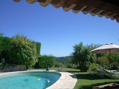 Photo for 3BR Villa Vacation Rental in Tourrettes-Sur-Loup, Provence-Alpes-Côte-D'Azur