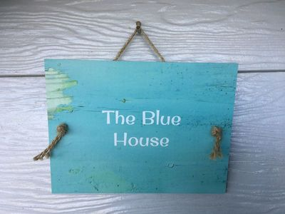 Photo for The Blue House seaside retreat