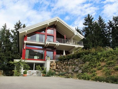 Photo for Top quality holiday house with wellness area at the foot of the Petzen mountain
