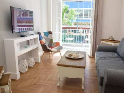 Photo for Elegant 2-BD Apt in the Center of Athens